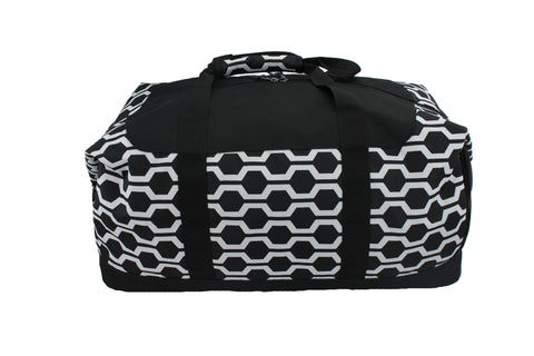 London Hex Duffel Bag