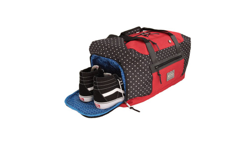 London Dot Duffel Bag