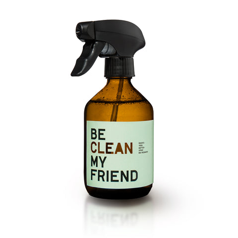 BE [CLEAN] MY FRIEND - Yogamatten-Reiniger - Rosmarin