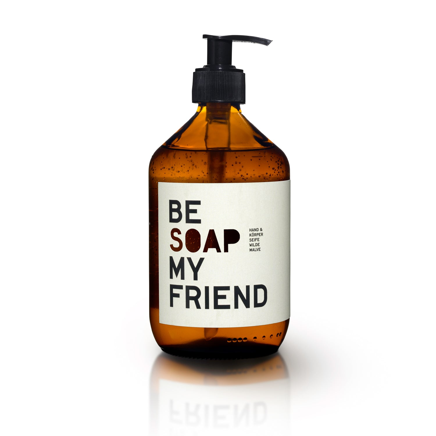 BE [ SOAP ] MY FRIEND