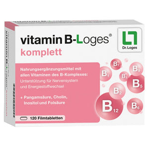 Vitamin B–Loges® komplett
