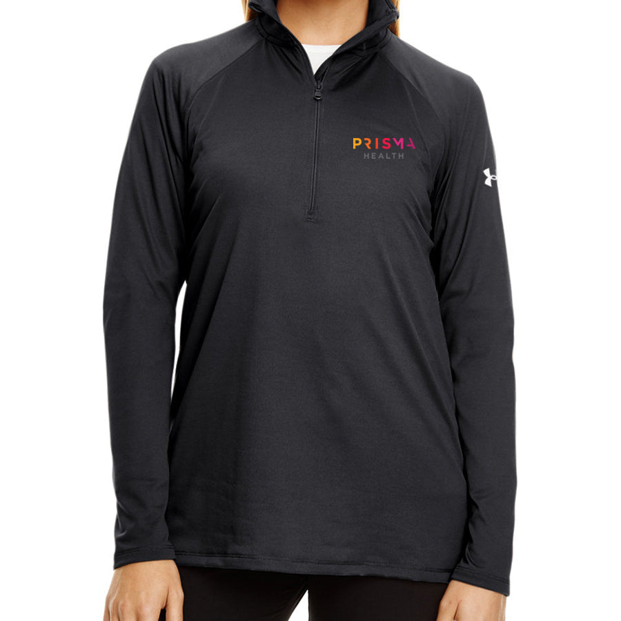 UA Ladies Tech Quarter-Zip