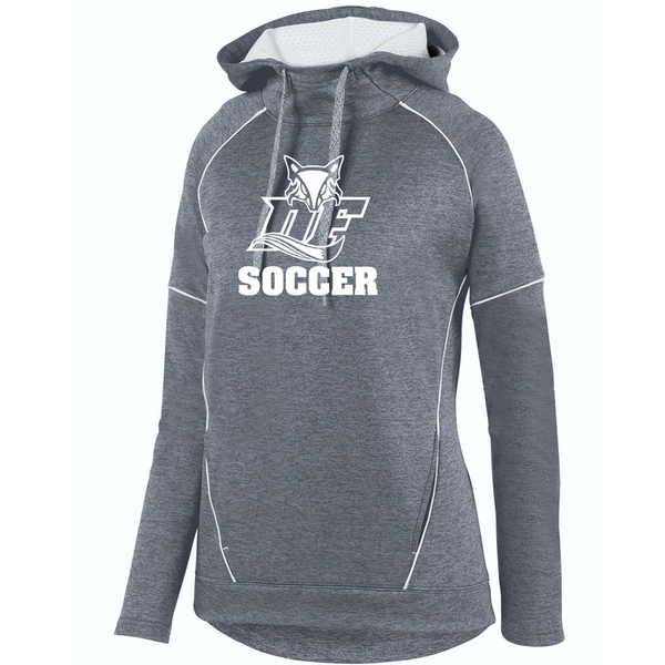 DF Fox LADIES Performance Hoodie | Grey