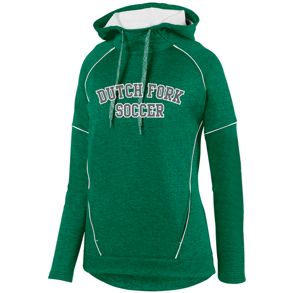DF Soccer LADIES Performance Hoodie | Green