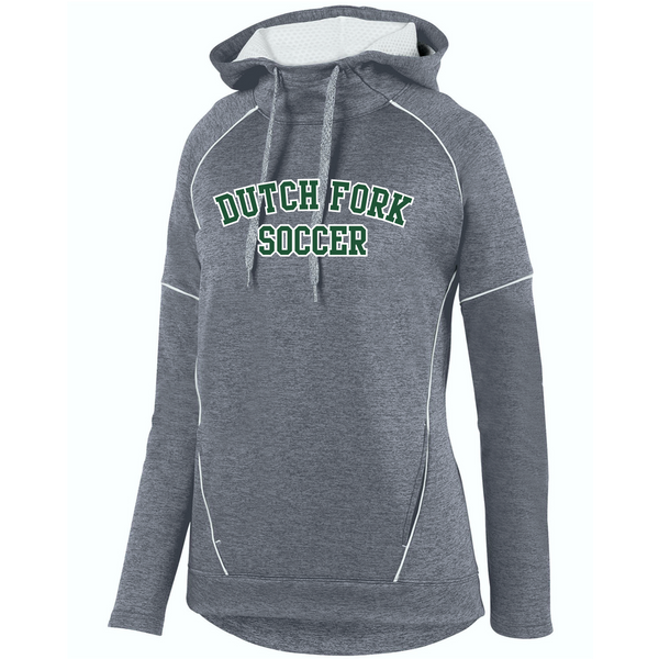 DF Soccer LADIES Performance Hoodie | Grey