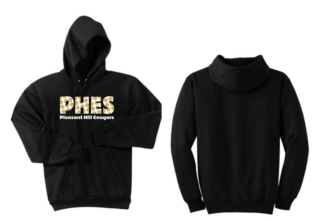 PHES Paw Pullover Hoody