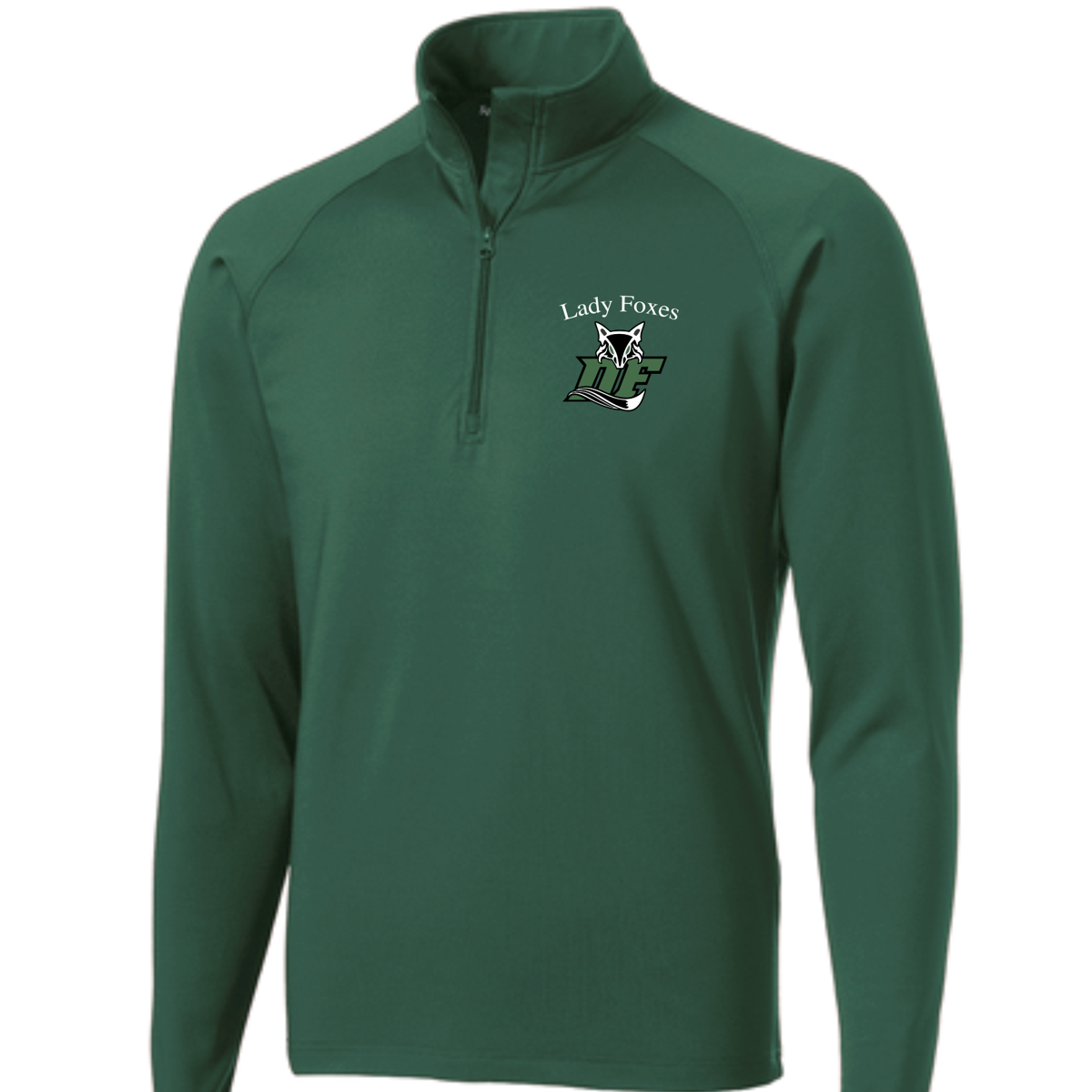 MENS Sport-Tek® Sport-Wick® Stretch Pullover | Green