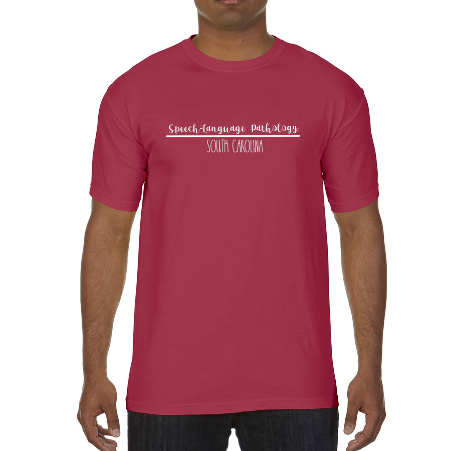 USC Speech and Language Tee