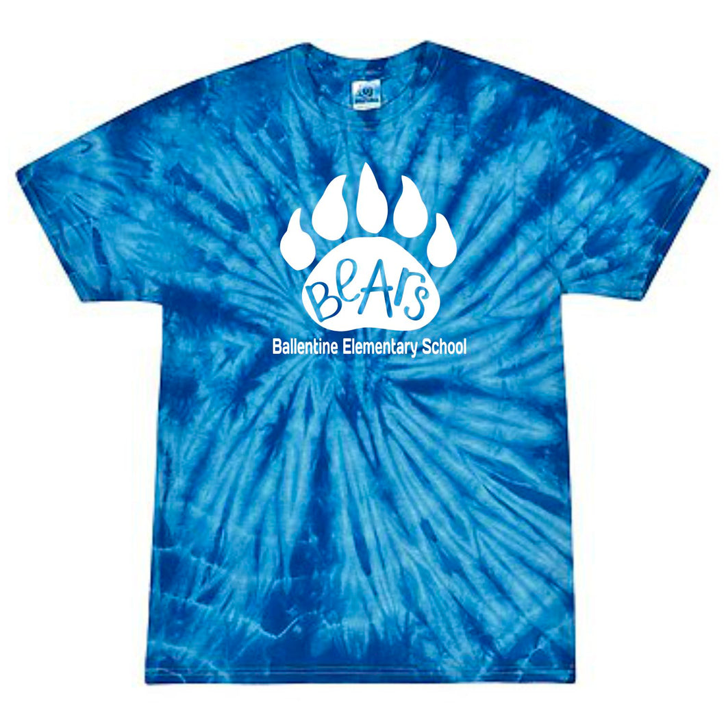 Spider Royal Tie Dye