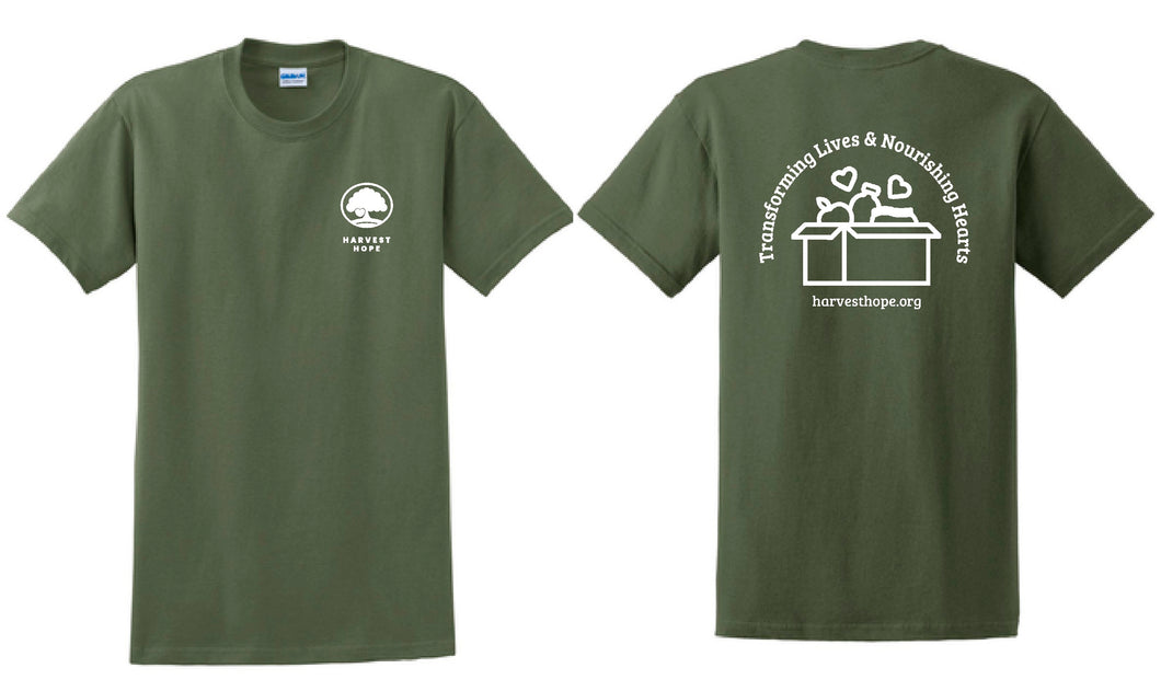 Transforming Lives | Staff tee