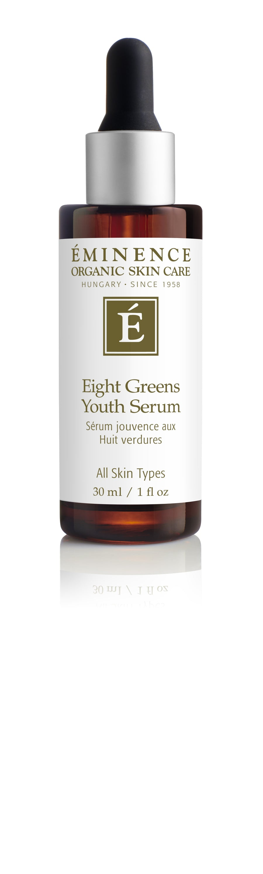 Eminence Organics Eight Greens Youth Serum