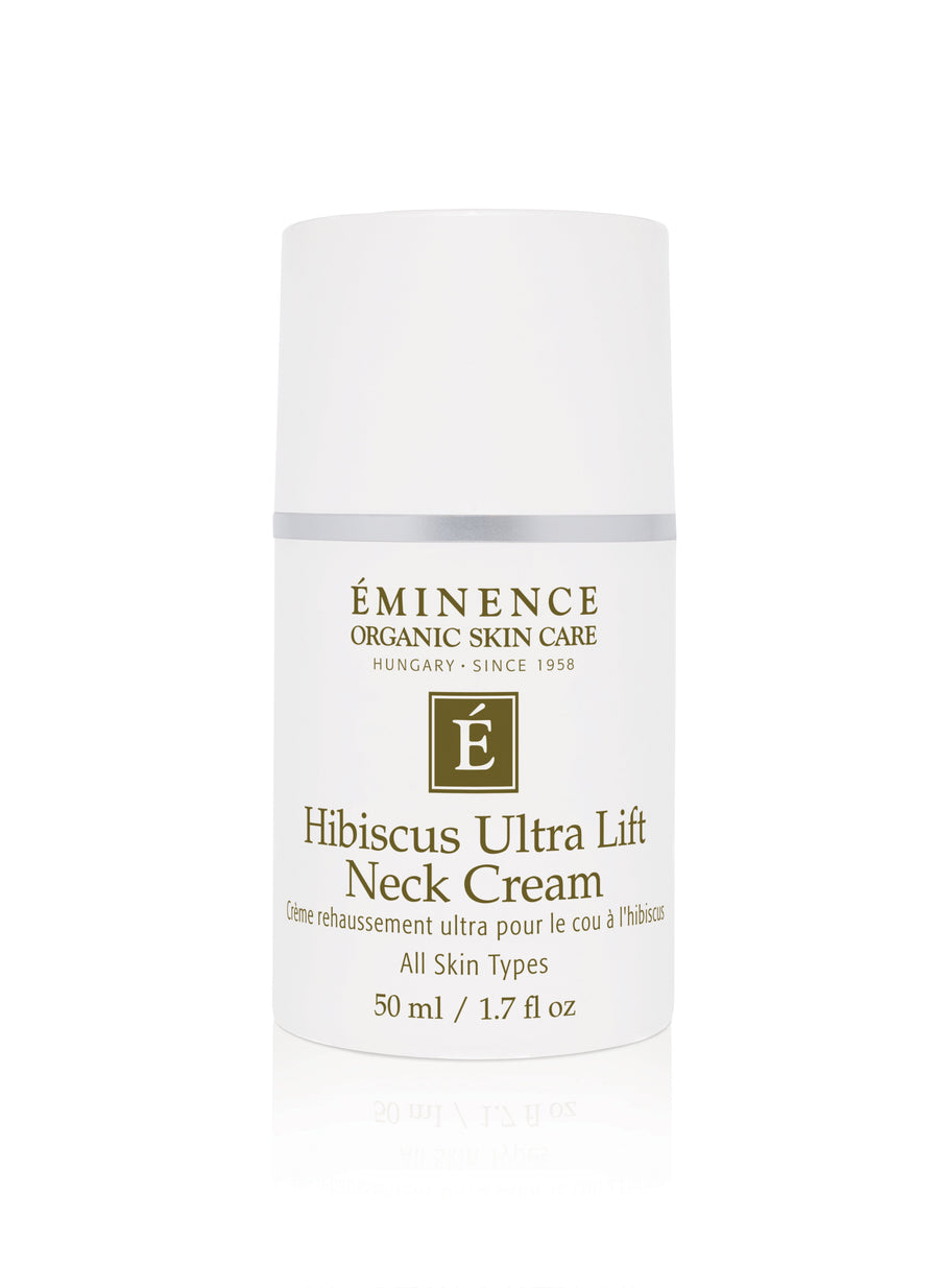 Eminence Organics Hibiscus Ultra Lift Neck Cream