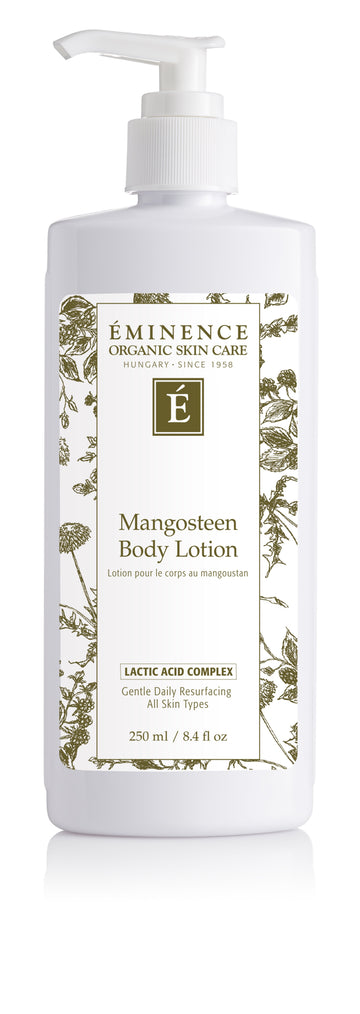 Eminence Organics Mangosteen Body Lotion