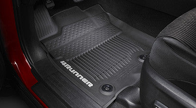 16+ 4Runner  All-Weather Floor Liners PT908-89160-02