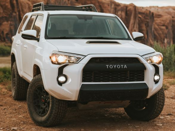 2014+ 4Runner Front Grill