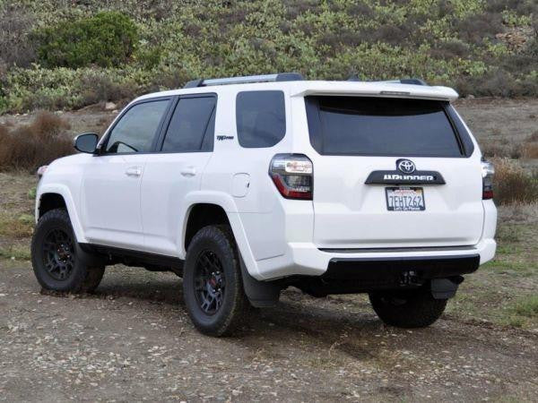 2014 4runner Lower Rear Bumper Valance 52169 35120
