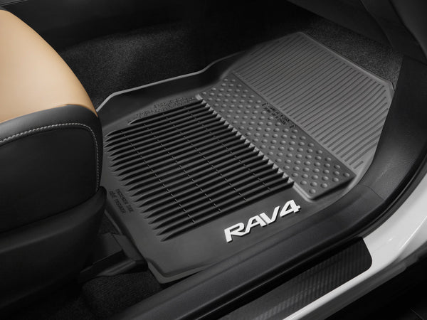 Rav4 Tub Style All Season Floor Mats