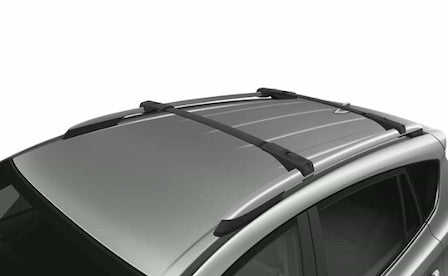Rav4 Roof Rack - Cross Bars