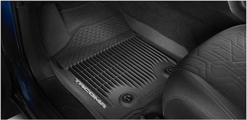 16+ Tacoma All-Weather Floor Liners