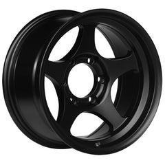 Five Star 16x8 +0 - FN Wheels