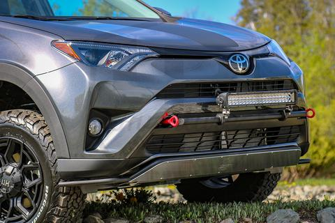 LP Adventure bumper guard 2016-18 Rav4