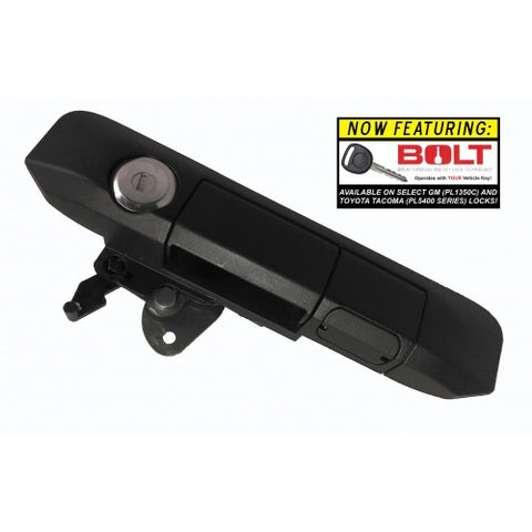 Tailgate Lock W/ Bolt Codeable Technology  2005+ Tacoma - PL5400