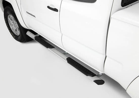 "Side Step Bars - 4"" Aluminum - PU241-35225-C - PU241-35225-D"