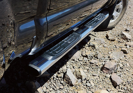 "Side Step Bars - 5"" Chrome - PT767-35120 - PT767-35121"