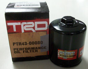 TRD High Performance Oil Filter - PTR43-00080
