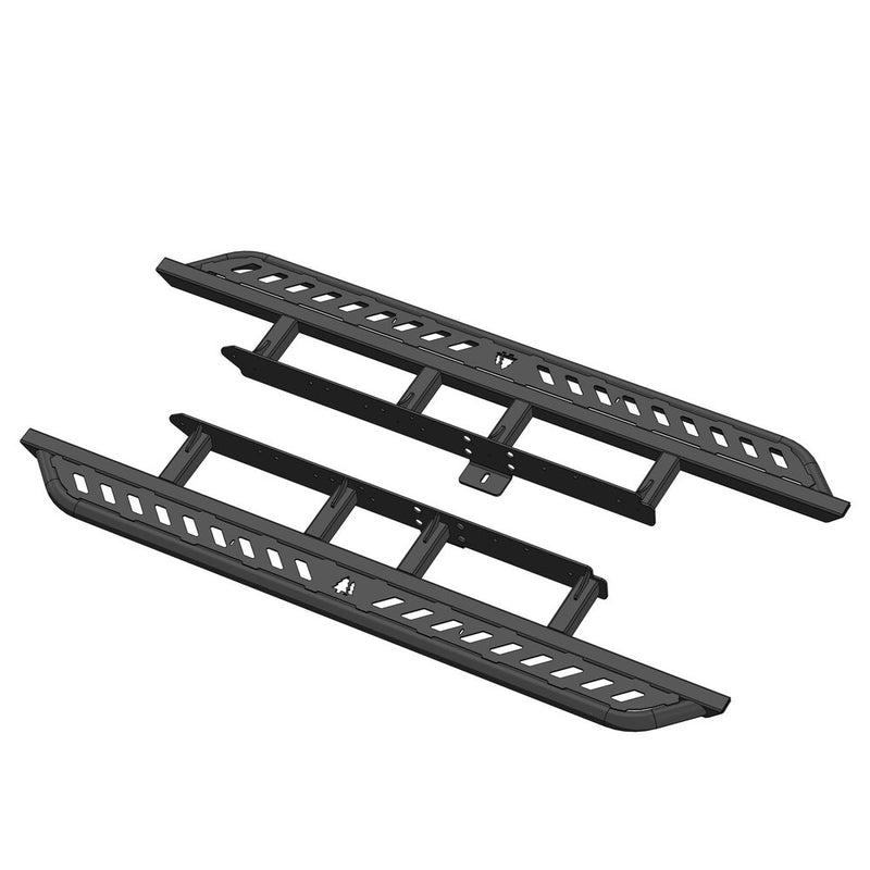 3rd Gen Tacoma Aluminum Rocker Guards