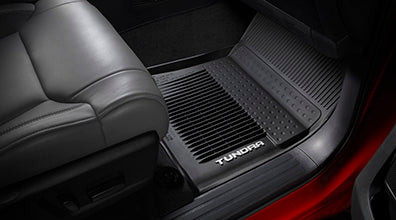 14+ Tundra All-Weather Floor Liners