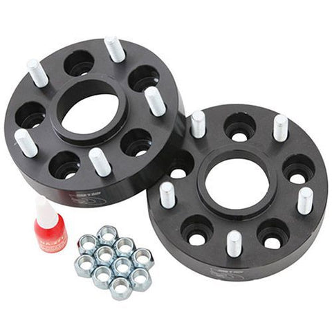 "G2 1.25"" Hub Centric Wheel Spacers - 6 Bolt"