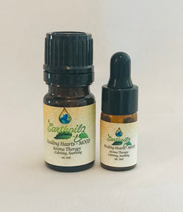 Healing Hearts - MOOD - Aroma Therapy - Custom Blend