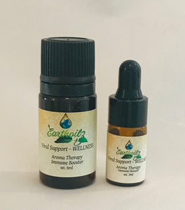 Viral Support - WELLNESS - Aroma Therapy - Custom Blend