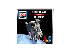 How and Why Tonie - Space Travel / The Moon