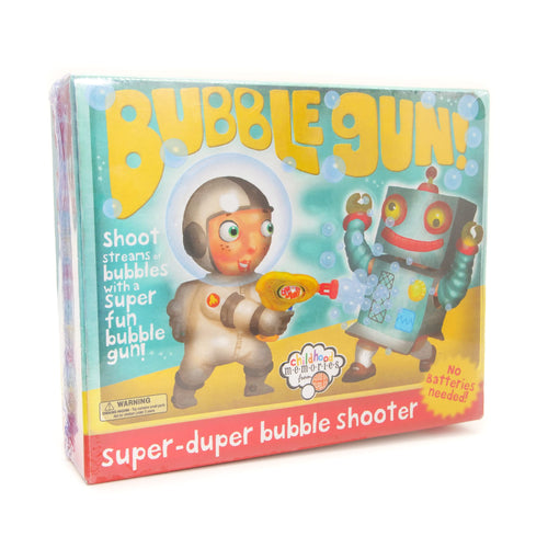House of Marbles Bubble Gun - Derbyshire Gift Centre