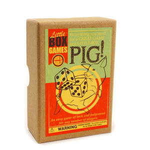 Pig! Little Box Game