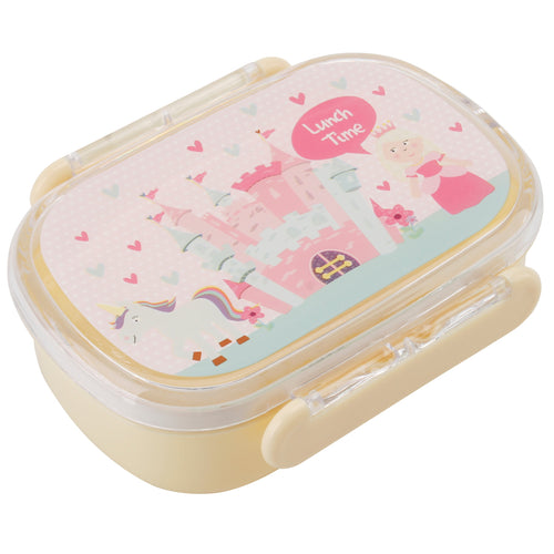 Small Princess Castle 'Lunch Time' Tupperware - Derbyshire Gift Centre
