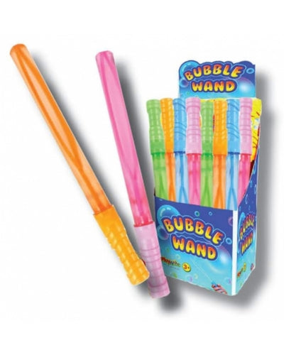 Large Bubble Wand - Various Colours - Derbyshire Gift Centre