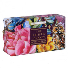 Load image into Gallery viewer, Heathcote & Ivory - The Artist Journey Scented Soap