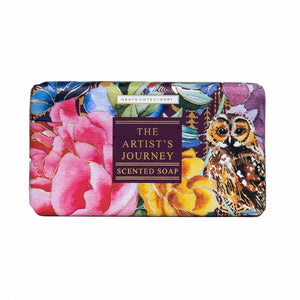 Heathcote & Ivory - The Artist Journey Scented Soap