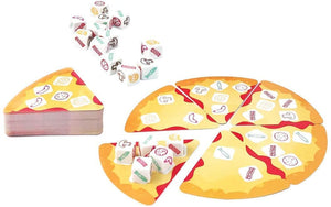 Dicecapades Pizza Party Game - Derbyshire Gift Centre