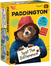 Load image into Gallery viewer, Paddington Spot The Difference Game - Derbyshire Gift Centre