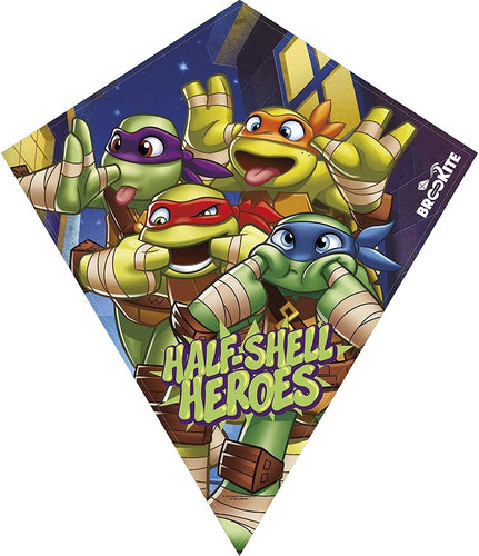 Ninja Turtle Diamond Kite - Derbyshire Gift Centre