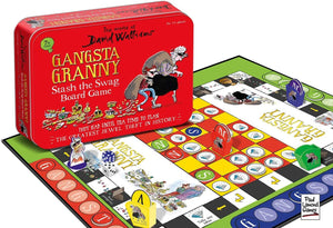 Gangsta Granny Stash The Swag Board Game