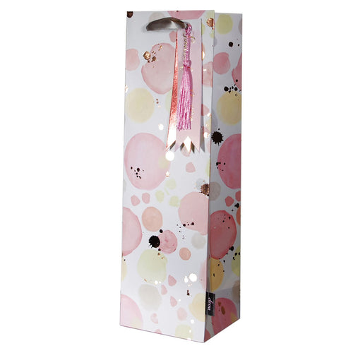 Time For Bubbles Gift Bag - Derbyshire Gift Centre