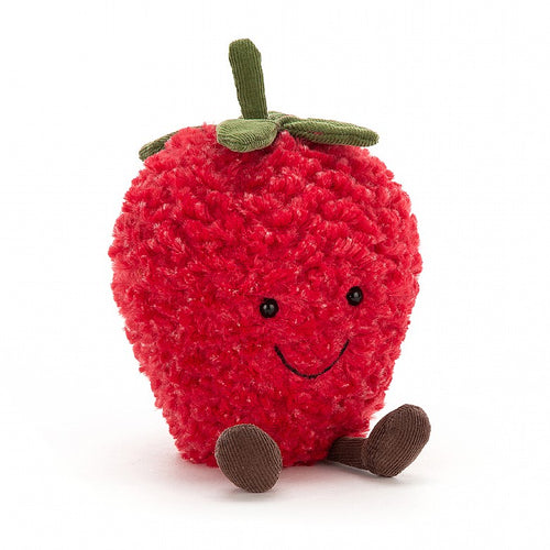 Jellycat Amusable Strawberry - Small - Derbyshire Gift Centre