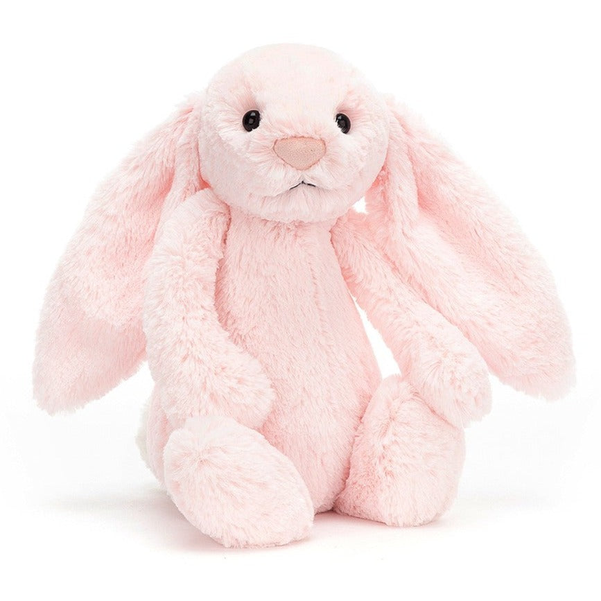 Jellycat Medium Bashful Bunny - Pink - Derbyshire Gift Centre
