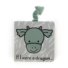 Load image into Gallery viewer, Jellycat Book - If I Were A Dragon - Derbyshire Gift Centre