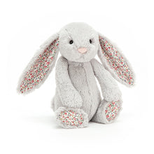 Load image into Gallery viewer, Jellycat Silver Blossom Bunny - Medium